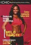 Mel B Totally Fit DVD CHIC Ćwicz z gwiazdą Spice Girls