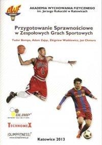 Przygotowanie sprawnościowe w zespołowych grach sportowych