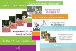 Autorski program nauczania dla klas IV-VI szkoły podstawowej + Plan pracy dydaktyczno wychowawczej dla klas IV-VI Komplet