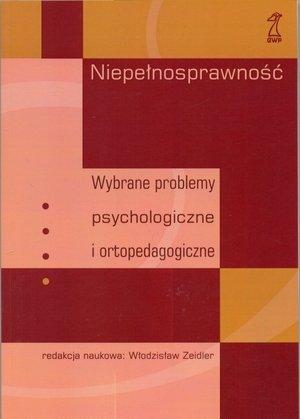 Niepełnosprawność- wybrane problemy psychologiczne ...