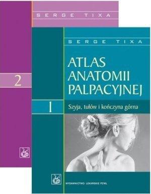 Atlas anatomii palpacyjnej tom 1+2