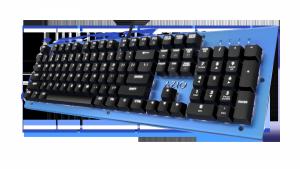 AZIO MK HUE BLUE