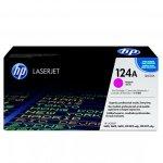 HP oryginalny toner Q6003A, magenta, 2000s, HP 124A, HP Color LaserJet 1600, 2600n, 2605