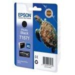 Epson oryginalny ink C13T15714010, photo black, 25,9ml, Epson Stylus Photo R3000