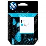HP oryginalny głowica drukująca C4811A, HP 11, cyan, 24000s, HP Business Inkjet 2xxx, DesignJet 100