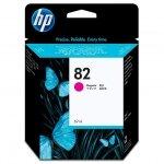 HP oryginalny ink C4912A, HP 82, magenta, 69ml, HP DesignJet 500, PS, 800, 815, cc800ps, 4200