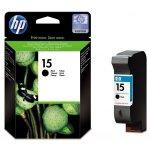 HP oryginalny ink C6615DE, HP 15, black, 500s, 25ml, HP DeskJet 810, 840, 843c, PSC-750, 950, OJ-V40