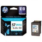 HP oryginalny ink C6657GE, HP 57, color, 4,5ml, HP DeskJet 450, 5652, 5150, 5850, psc-7150, OJ-6110, Połowa pojemności