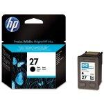 HP oryginalny ink C8727AE, HP 27, black, 10ml, HP DeskJet 3420, 3325, 3520, 3550, 3650