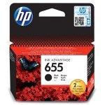 HP oryginalny ink CZ109AE, HP 655, black, blistr, 550s, HP Deskjet Ink Advantage 3525, 5525, 6525, 4615 e-AiO