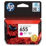 HP oryginalny ink CZ111AE, HP 655, magenta, 600s, HP Deskjet Ink Advantage 3525, 5525, 6525, 4615 e-AiO