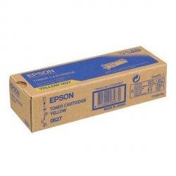 Epson oryginalny toner C13S050627, yellow, 2500s, Epson Aculaser C2900N