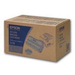 Epson oryginalny toner C13S051173, black, 20000s, return, Epson Aculaser M4000
