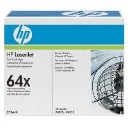 HP oryginalny toner CC364X, black, 24000s, HP 64X, HP LaserJet P4015, 4515