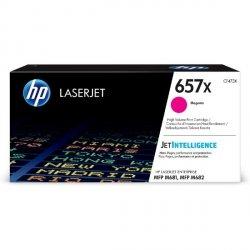 HP oryginalny toner CF473X, magenta, 23000s, HP 657X, HP LaserJet Enterprise MFP M681dh,MFP M681f,LaserJet