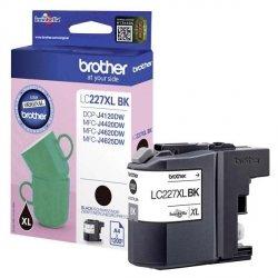 Brother oryginalny ink LC-227XLBK, black, 1200s, Brother MFC-J4420DW, MFC-J4620DW