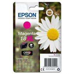 Epson oryginalny ink C13T18134012, T181340, 18XL, magenta, 6,6ml, Epson Expression Home XP-102, XP-402, XP-405, XP-302