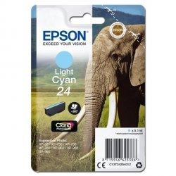 Epson oryginalny ink C13T24254012, T2425, light cyan, 5,1ml, Epson