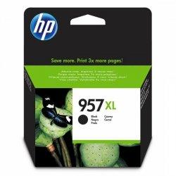HP oryginalny ink L0R40AE, HP 957XL, black, extra duża pojemność, HP pro Officejet Pro 8210, 8218, 8720, 8740