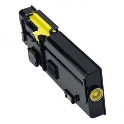 Dell oryginalny toner 593-BBBO, yellow, 1200s, R9PYX, low capacity, Dell C2660dn/C2665dnf