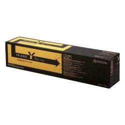 Kyocera oryginalny toner TK8305Y, yellow, 15000s, 1T02LCANL0, Kyocera 3050Ci,3550Ci,3051ci