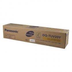 Panasonic oryginalny toner DQ-TUV20Y, yellow, 20000s, Panasonic DP-C265, DP-C305, DP-C306, DP-C405