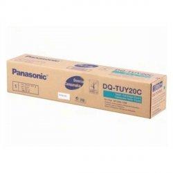 Panasonic oryginalny toner DQ-TUY20C-PB, cyan, 20000s, Panasonic DP-C265, DP-C266