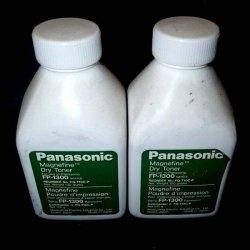 Panasonic oryginalny toner FQ-T10C, black, Panasonic FP-1300, 1500, 1520, 2500, 2520, 2526, 2600, 100g