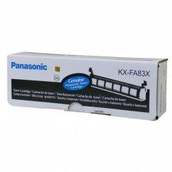 Panasonic oryginalny toner KX-FA83X, black, 2500s, Panasonic KX-FL511,513,611,613