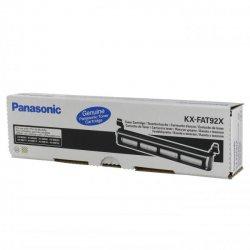 Panasonic oryginalny toner KX-FAT92E, black, 2000s, Panasonic KX-MB771G, KX-MB773, KX-MB781