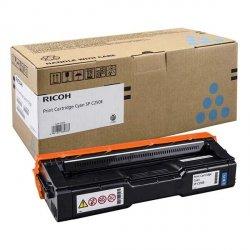 Ricoh oryginalny toner 407544, cyan, 1600s, Ricoh SPC 250E