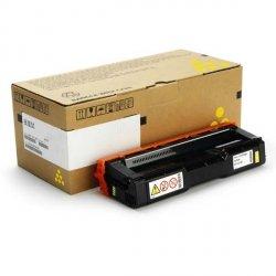 Ricoh oryginalny toner 407546, yellow, 1600s, Ricoh SPC 250E