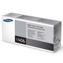 Samsung oryginalny toner CLT-K406S, black, 1500s, Samsung CLP-360, 365, CLX-3300, 3305