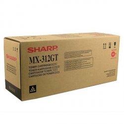 Sharp oryginalny toner MX-312GT, black, 25000s, Sharp MX-M260, M260N, M310, M310N