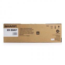 Sharp oryginalny toner MX-850GT, black, 120000s, Sharp MX-M850, M950, M1100