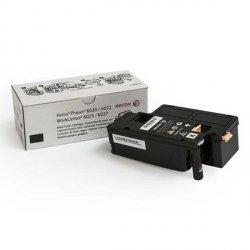Xerox oryginalny toner 106R02763, black, 2000s, Xerox Phaser 6020, 6022, WorkCentre 6025, 6027