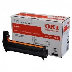 OKI oryginalny bęben 44315108, black, 20000s, OKI C610