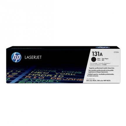 HP oryginalny toner CF210A, black, 1600s, HP 131A, HP LaserJet Pro 200 M276n, M276nw,, 600g