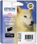 Tusz (Ink) T0966 light magenta Vivid do Epson Stylus Photo R2880