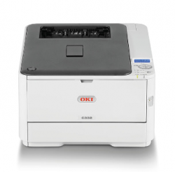 OKI C332dn drukarka laser kolor + Toner GRATIS