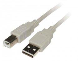 Kabel USB do drukarek 3m