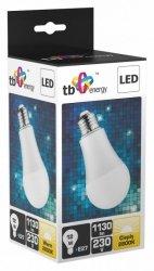 TB Energy LED TB Energy E27 230V 12W Bialy cieply plastik