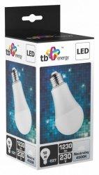 TB Energy LED TB Energy E27 230V 12W Bialy neutra plastik