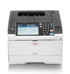 OKI C542dn  A4 46356132 LAN/USB/PCL/duplex