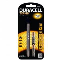 Duracell Latarka LED TOUGH PEN-1, wodoodporna + 2x AAA