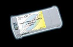 Tusz zamiennik Yvesso nr 83 UV do HP Designjet 5000/5500 680 ml Yellow C4943A