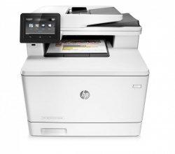Wynajem dzierżawa Urządzenia wielofunkcyjnego HP Color LaserJet Pro MFP M477fdn