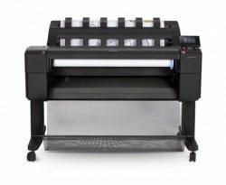Ploter HP T930 (914mm) PostScript z szyfrowanym dyskiem L2Y22B PLATINUM PARTNER HP 2018