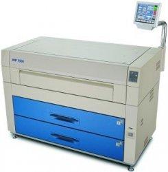 Cyfrowy ploter wielkoformatowy KIP 7000
