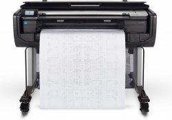 Ploter HP DesignJet T830 24-in Multifunction Printer (F9A28A) PLATINUM PARTNER HP 2018